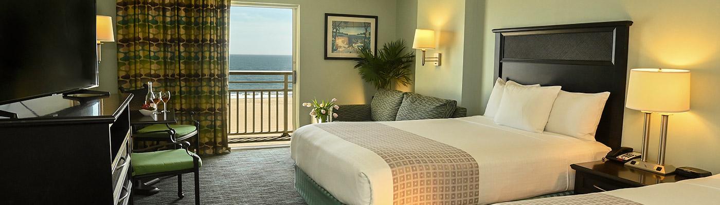 Ocean City Hotel Oceanfront Rooms Park Place